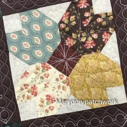 Acolchado en patchwork