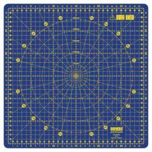 Base de corte giratoria para patchwork
