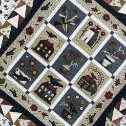 Beneficios del patchwork